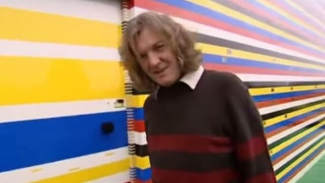 James May's Toy Stories: How to build a huge LEGO house