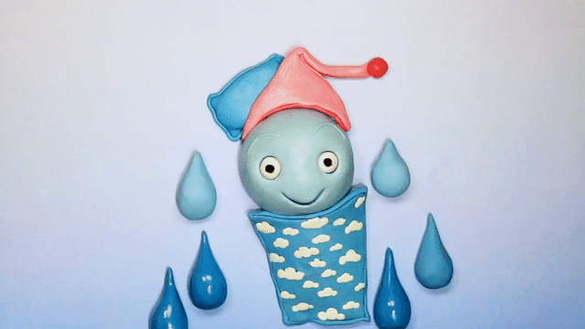 The Water Cycle: A boogie woogie stop motion clay animation