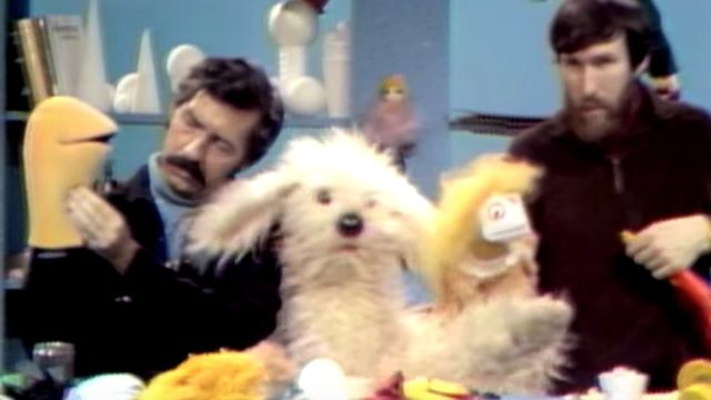 How to make puppets with Jim Henson (1969)
