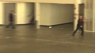 Joe Ayoob Sets the Paper Airplane World Record