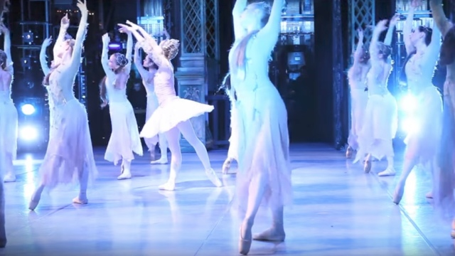 Backstage Sleeping Beauty – The Royal Ballet of Flanders