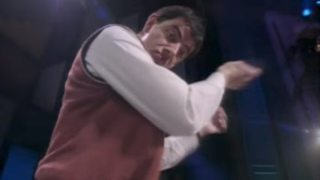 Invisible Drum Kit –Rowan Atkinson