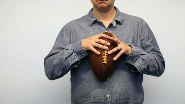 Stitching an Artisanal Football