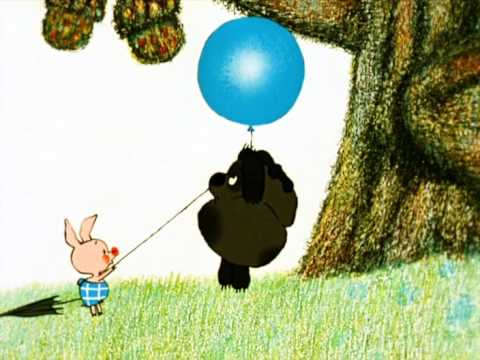 Winnie-the-Pooh (Винни-Пух) by Russian animator Fyodor Khitruk