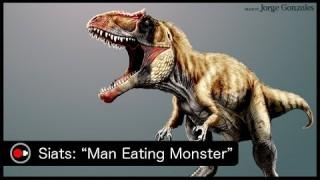 Siats Meekerorum: The newly-discovered mega-predatory dinosaur