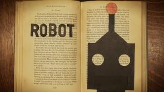 Robot –Mysteries of vernacular