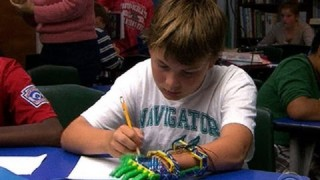 Boy gets prosthetic hand made by 3-D printer