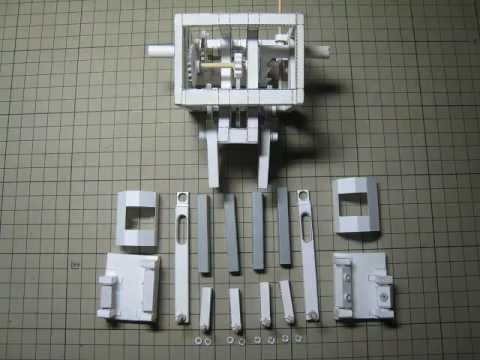 Walking Paper: Making a Paper Bi-ped Robot