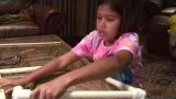 Make a homemade metal and pvc pipe xylophone
