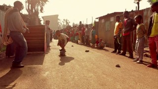 Megabiskate: Skating as empowerment for Ethiopian kids