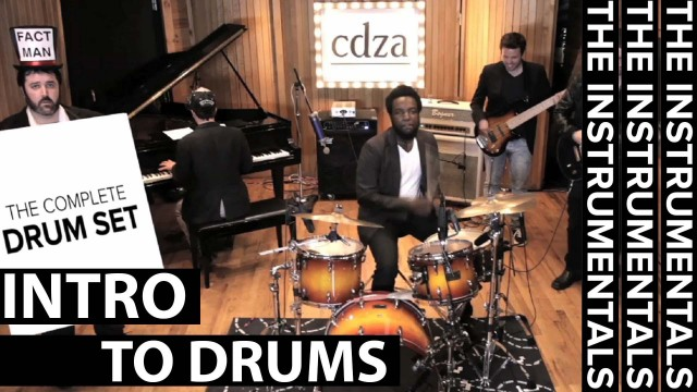 Intro to Drums – cdza music