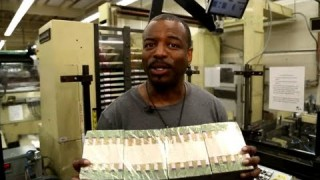 Reading Rainbow: How is money printed in the United States?
