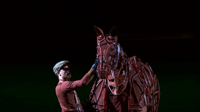 War Horse and the Royal Edinburgh Military Tattoo