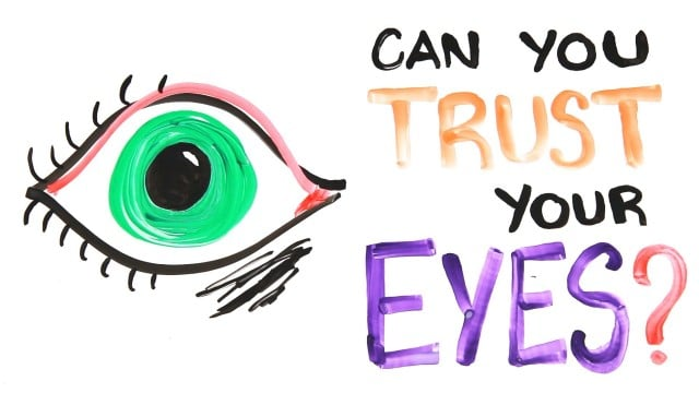 ASAP Science: Can you trust your eyes?
