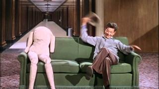 Donald O'Connor performs Make 'Em Laugh
