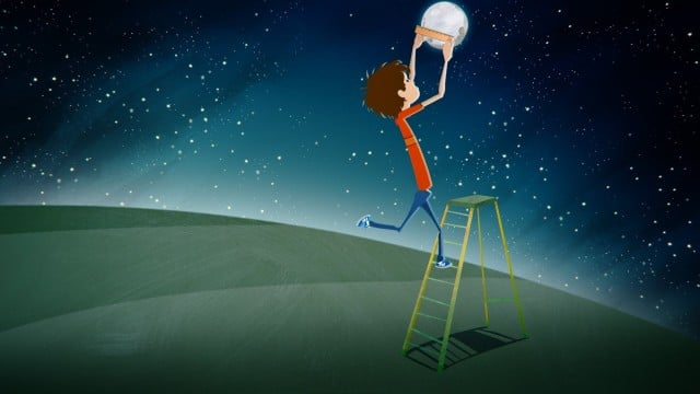 TED Ed: The Moon Illusion