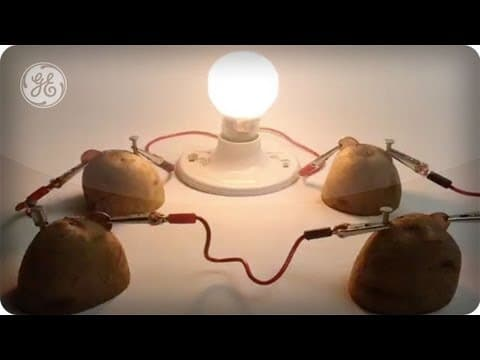 GE's Six Second Science Fair, a compilation