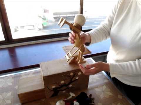 Minesaki Sougo's Tumbling doll