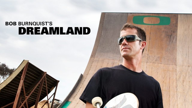 Bob Burnquist: Defying gravity with a skateboard