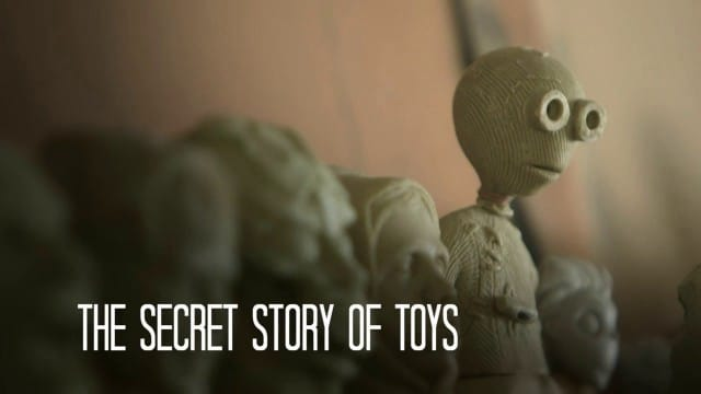 The Secret Story of Toys: Action-figure character sculptors