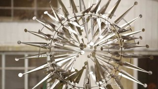 A Kinetic Mind: the kinetic sculptures of Anthony Howe