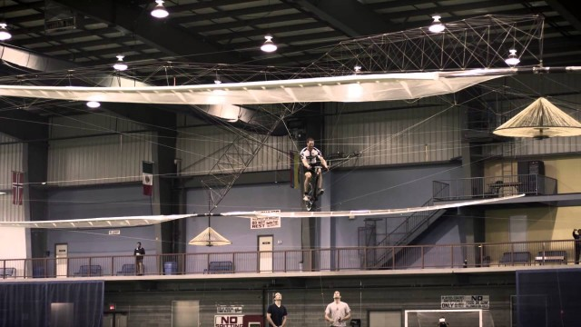 Atlas Human-Powered Helicopter– AHS Sikorsky Prize Flight
