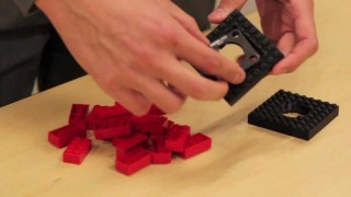 LEGOScope: a DIY microscope made out of LEGO