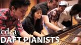 cdza: Daft Pianists
