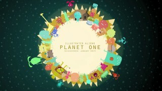 Andy Martin's Illustrated Aliens: Planet One