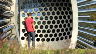 Aeolus, an Acoustic Wind Pavilion