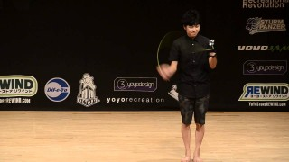 2013 Japan National Yo-Yo Champion Akitoshi Tokubuchi