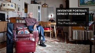 Inventors Portrait: Ernest Nussbaum, inventor of the Practicello