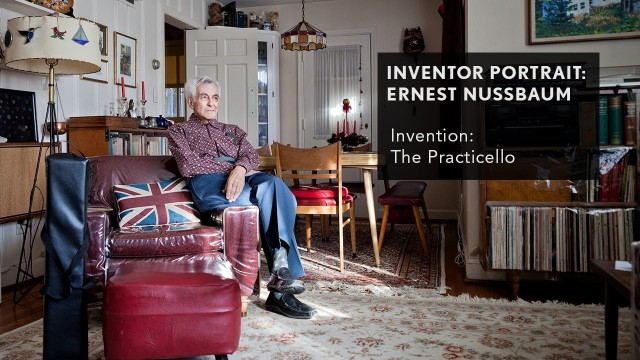 Inventors Portrait: Ernest Nussbaum, inventor of the Practicello