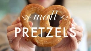 How to make Mall Pretzels – Elephantine