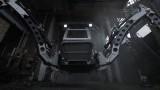 Mantis: A Massive Turbo Diesel Hexapod Walking Machine