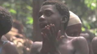 Baka Forest People: Polyphonic singing