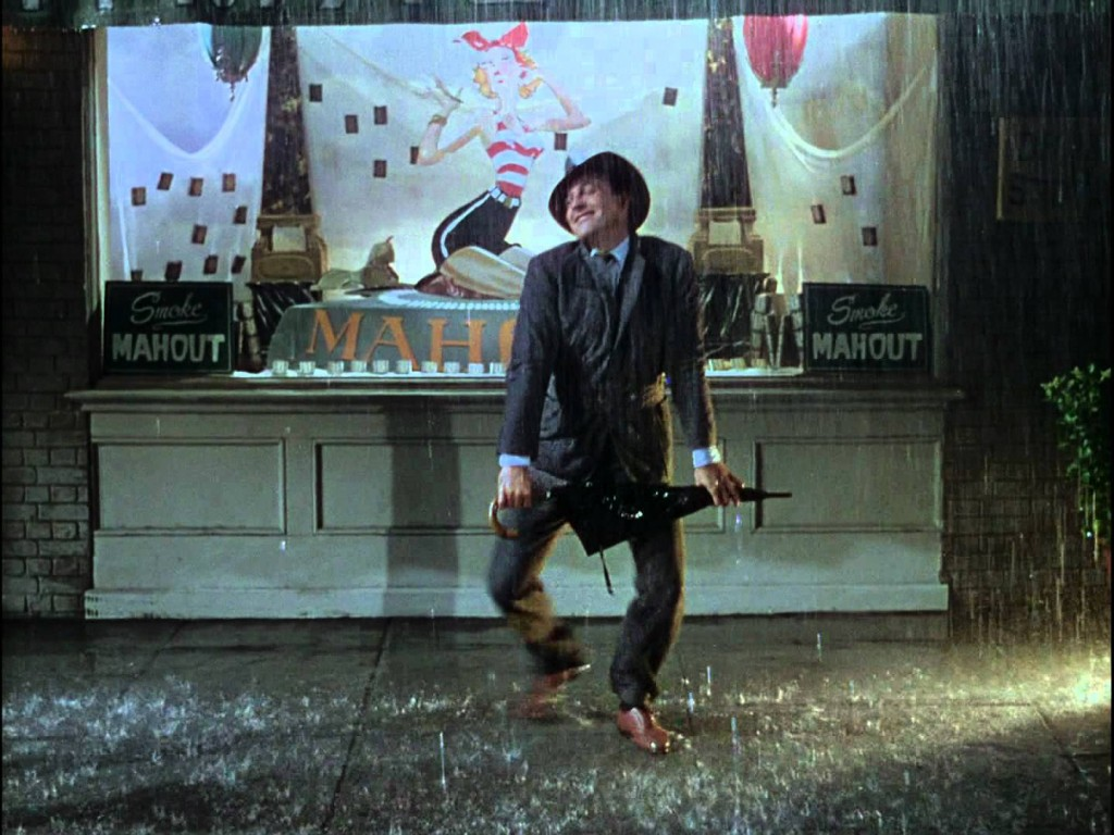 Gene Kelly: Singin' in the Rain. | The Kid Should See This