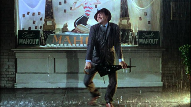 Gene Kelly: Singin' in the Rain.
