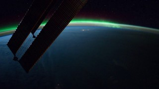 Time-Lapse Earth from the ISS