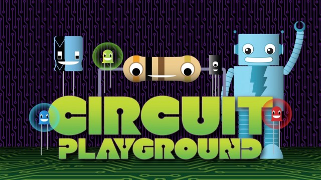 Circuit Playground: A is for Ampere