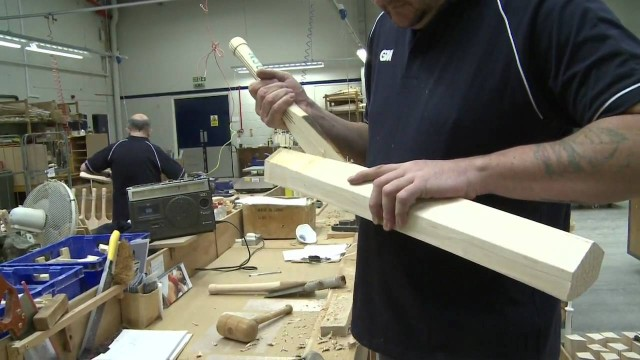 The Art of Cricket Bat Making: A factory tour