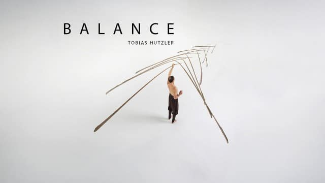 Balance: Rigolo Swiss Nouveau Cirque artist Maedir Eugster