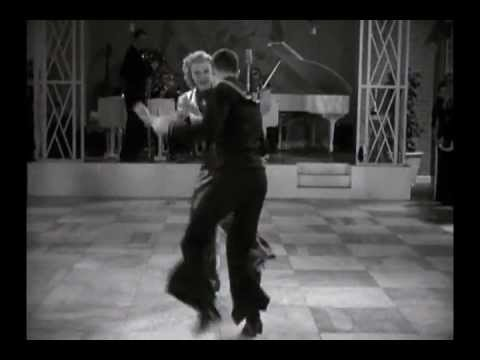 Fred Astaire and Ginger Rogers – Let Yourself Go