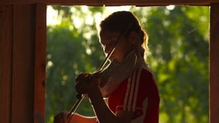 Landfill Harmonic: A youth orchestra of upcycled instruments