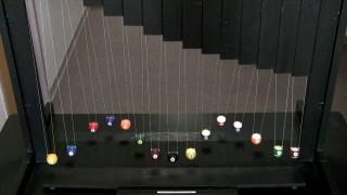 Citadel Physics: Wave Pendulum