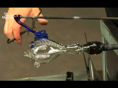 Corning Museum of Glass: remaking an ancient glass fish