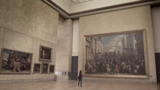 Path of Beauty – Exploring Paris' empty Musée du Louvre alone