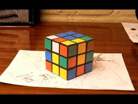 How to make amazing anamorphic illusions