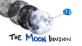 The Moon Illusion – AsapScience