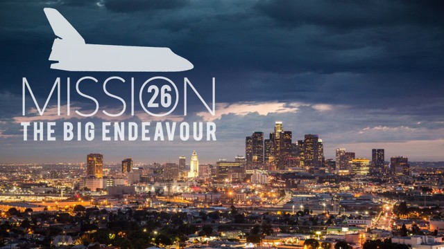 Mission 26: The Big Endeavour